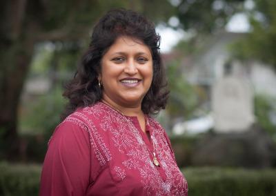 Mrs D'Silva – New Entrants Team Leader, Room A3
