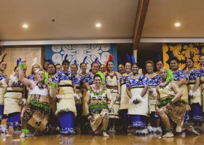 Staff at Cultural Festival